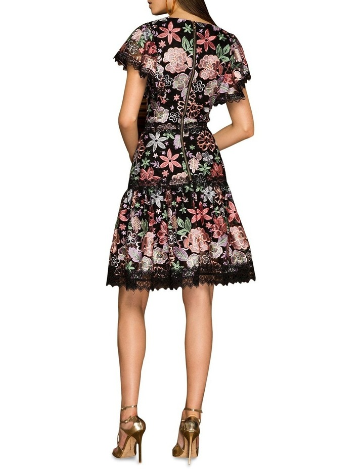 Camille Ruffle Dress image 3