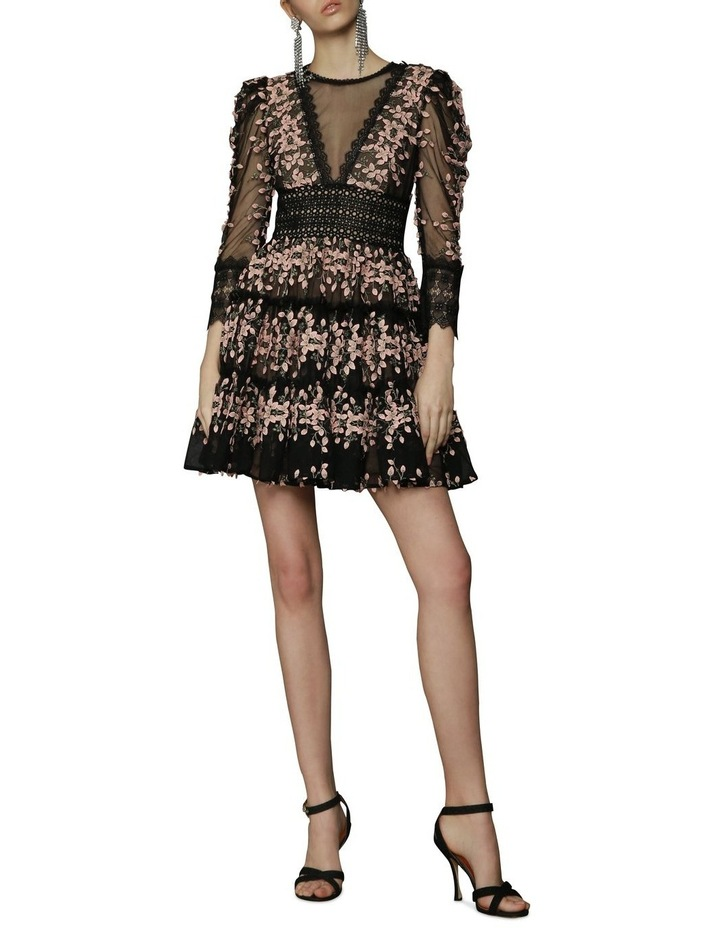 Megan Blush Mini Dress image 1