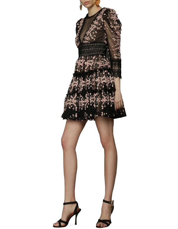 Megan Blush Mini Dress image 2