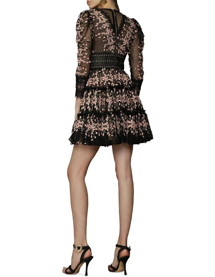 Megan Blush Mini Dress image 3