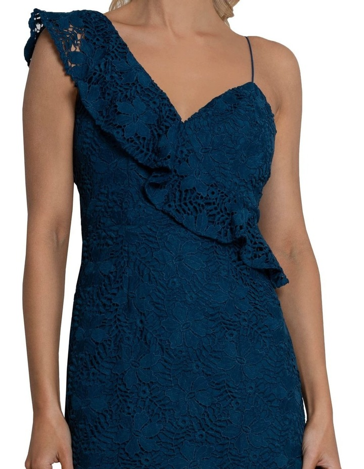 Margarita Frill Lace Dress image 4