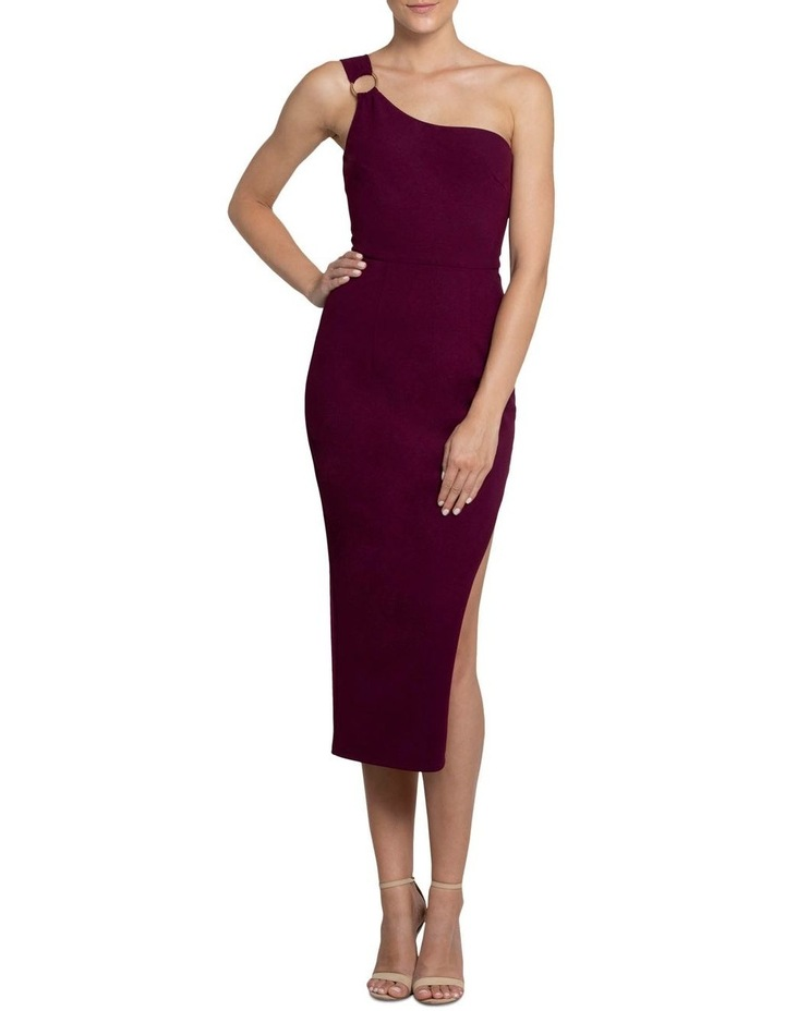 Martini One Shoulder Dress image 1