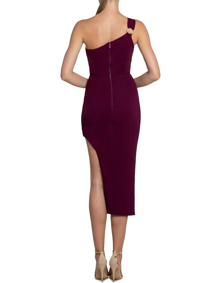 Martini One Shoulder Dress image 3