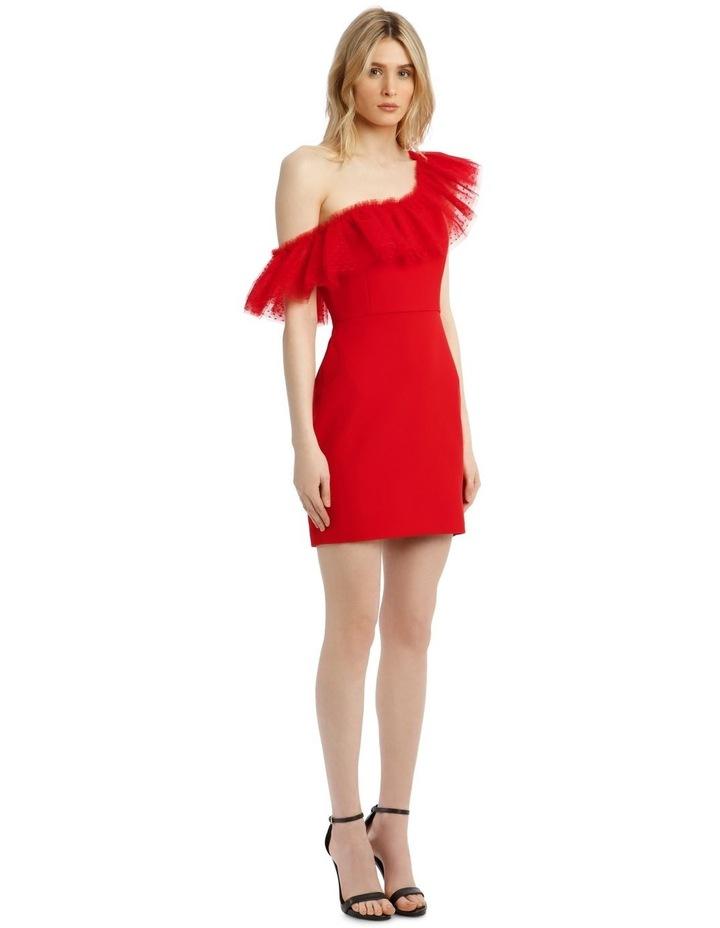 Eve Off-Shoulder Tulle Mini Dress image 2