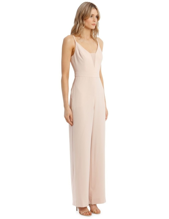 Wide-Leg Sleeveless Woven Jumpsuit image 2