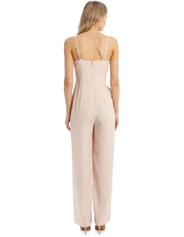 Wide-Leg Sleeveless Woven Jumpsuit image 3