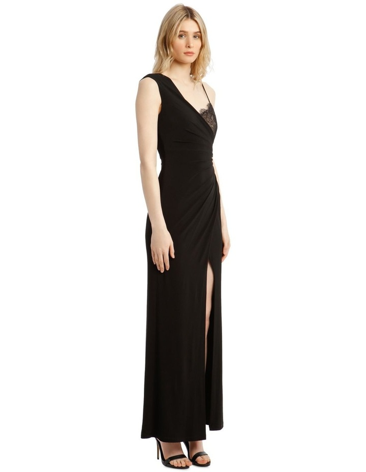 Eve Contrast Wrap Dress image 2