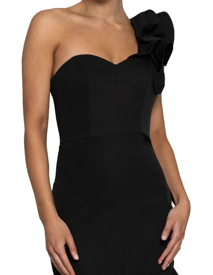 Melissa Frill Shoulder Dress image 4