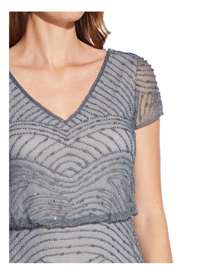 V Neck Short Sleeve Mini image 4
