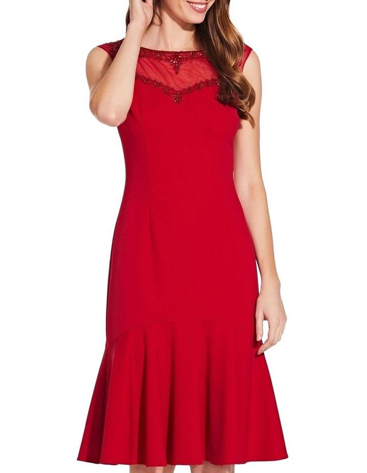 Crepe Bead Dress image 1