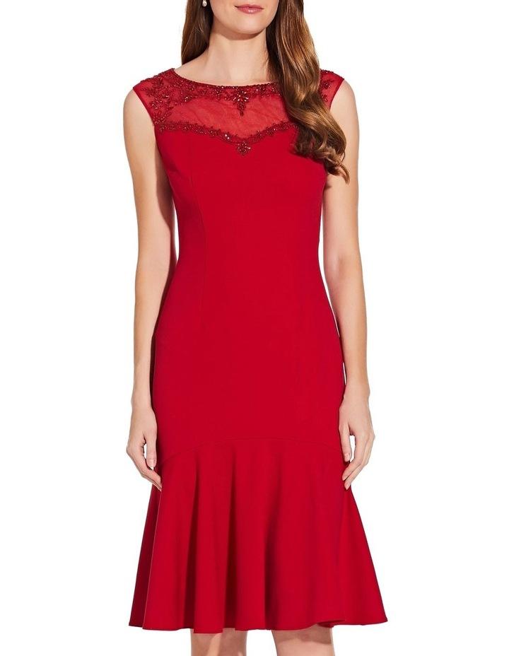 Crepe Bead Dress image 2