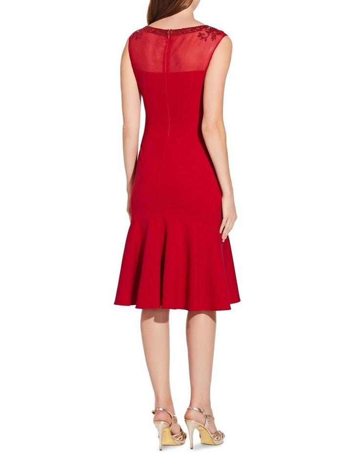 Crepe Bead Dress image 3