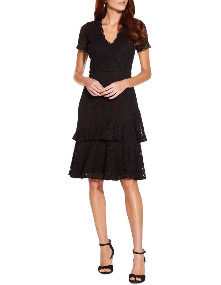 Felicity Lace Flounce Dress image 1