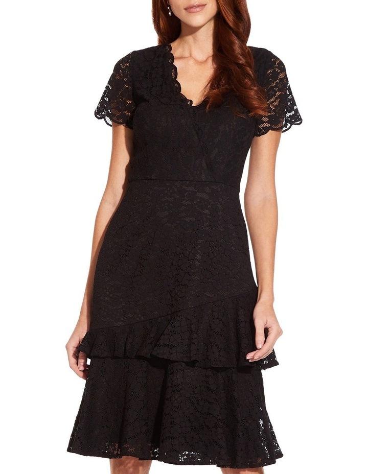 Felicity Lace Flounce Dress image 2