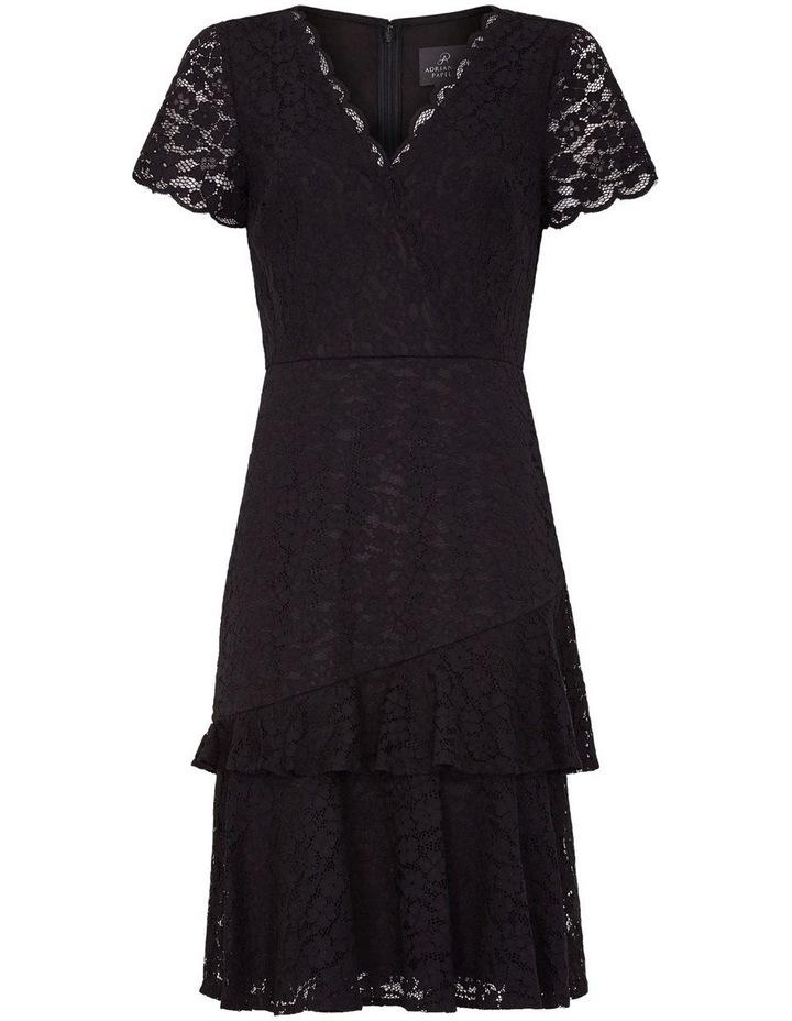 Felicity Lace Flounce Dress image 4