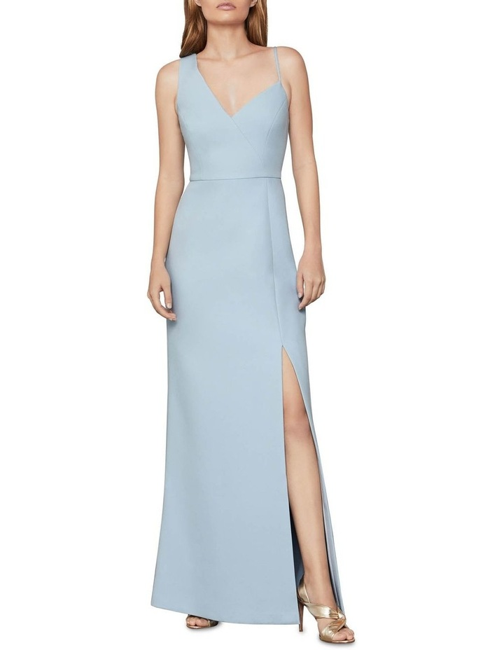 Asymmetrical Bodice Gown image 1