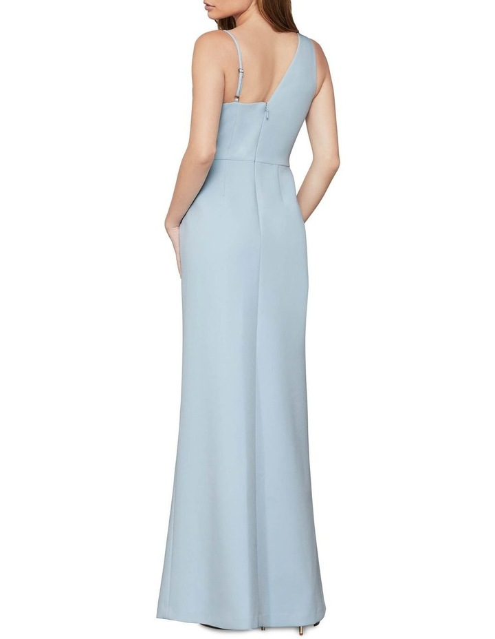 Asymmetrical Bodice Gown image 2