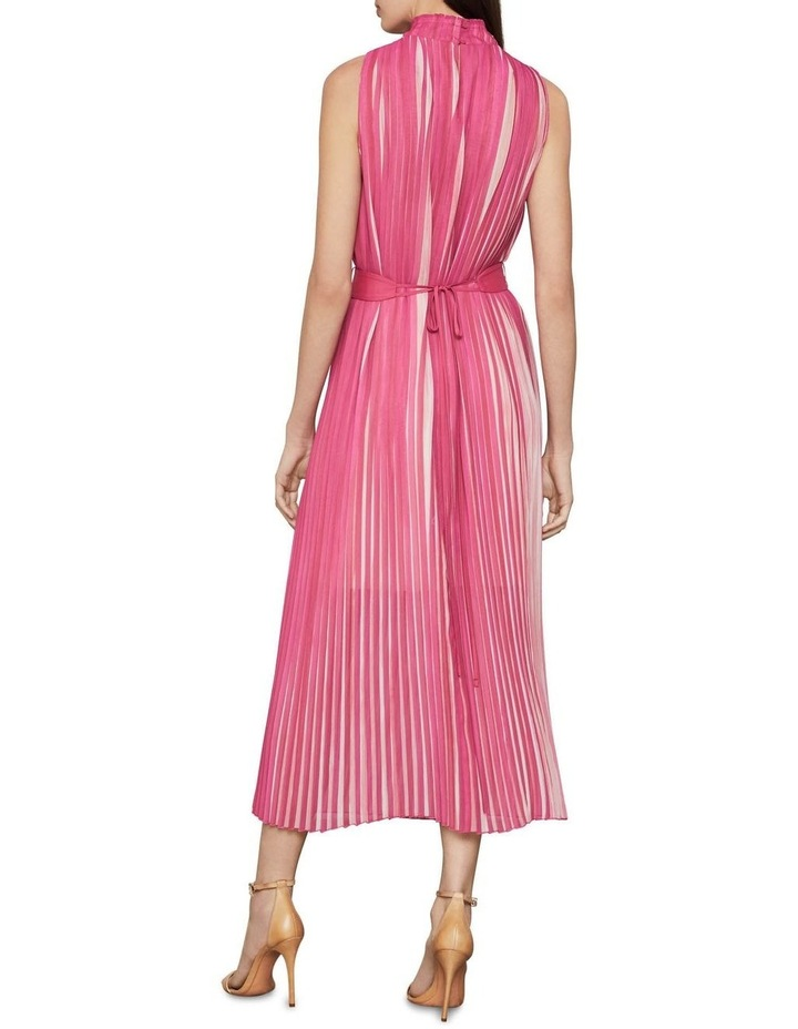 Pleated Midi Dress image 2