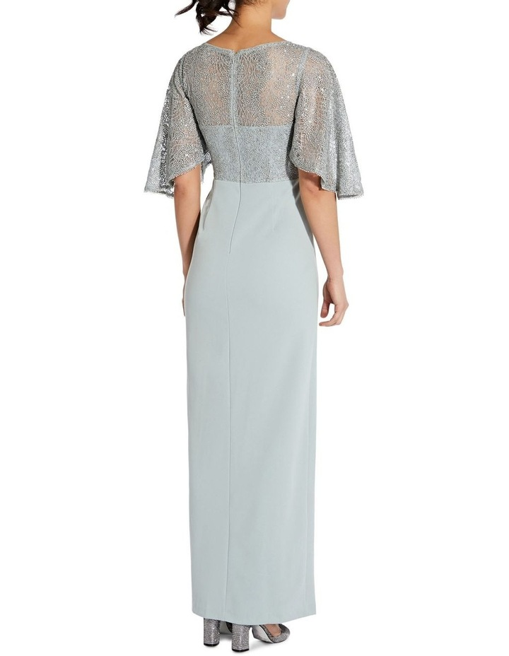 Flutter Sleeve Gown image 2