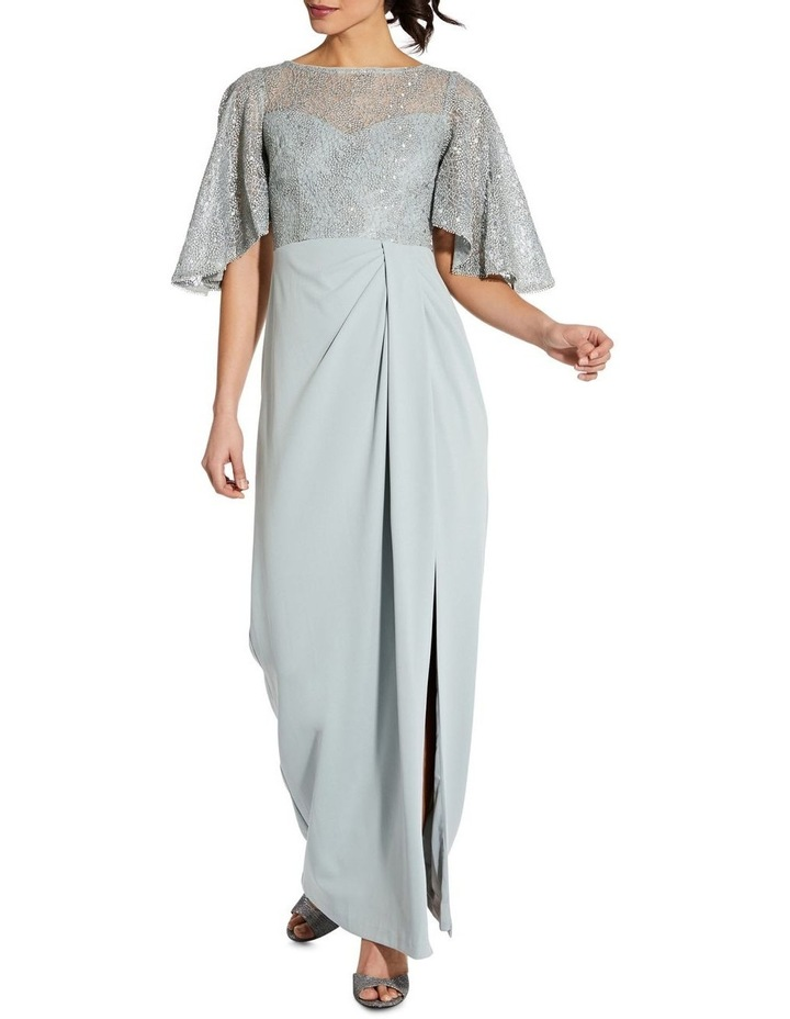 Flutter Sleeve Gown image 3