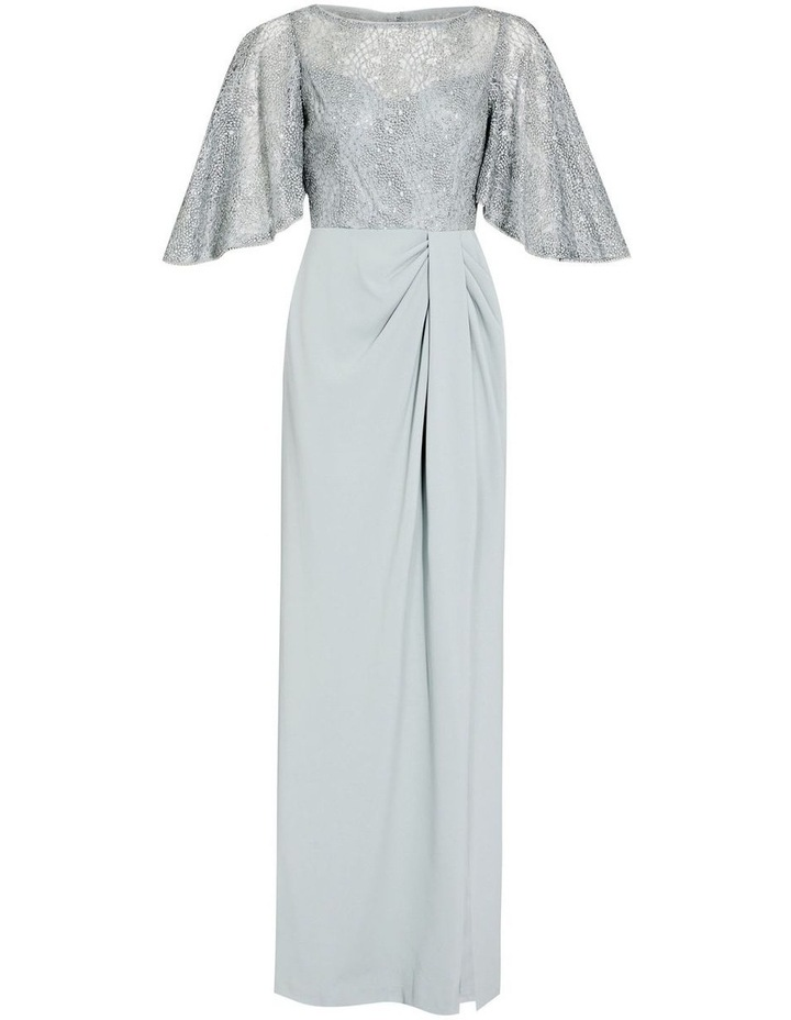 Flutter Sleeve Gown image 5