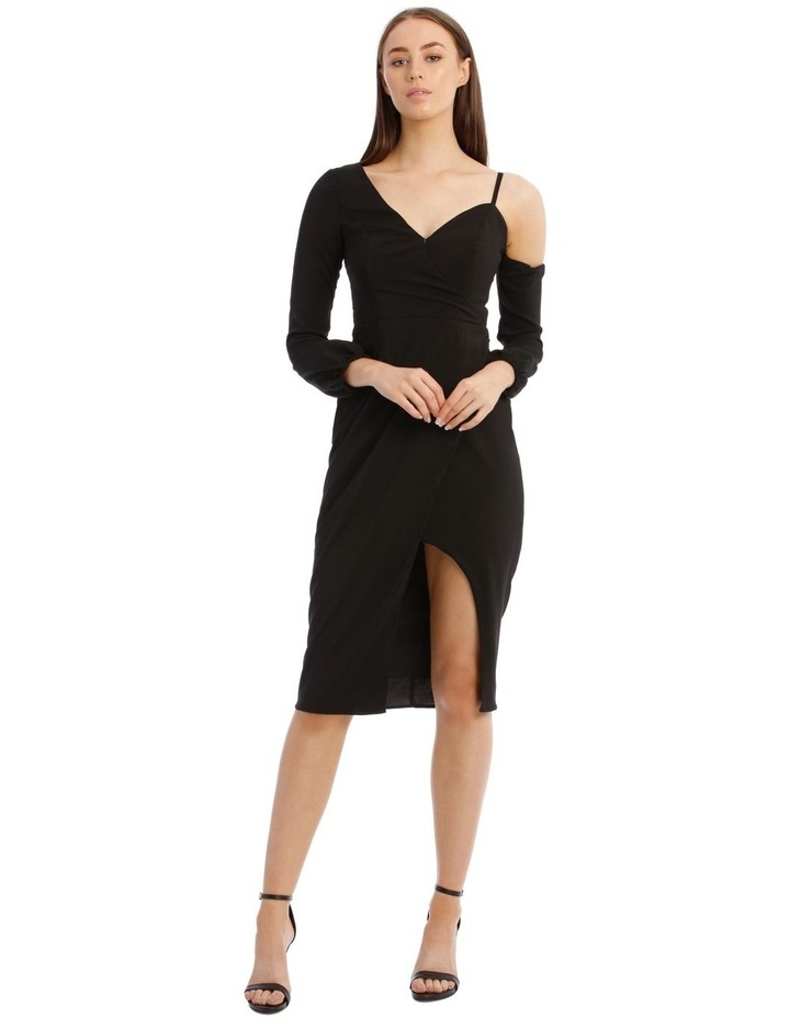 Lillian Asymmetric Dress image 1