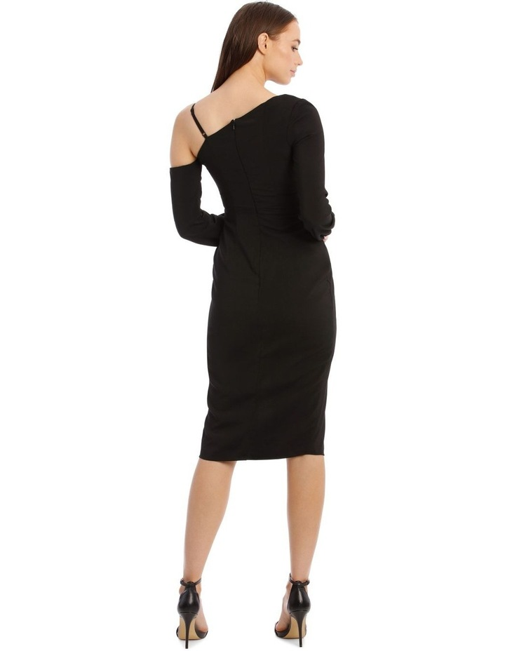 Lillian Asymmetric Dress image 2