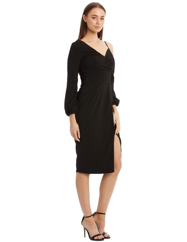 Lillian Asymmetric Dress image 3