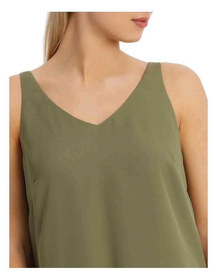 Double Layer Woven Cami image 3