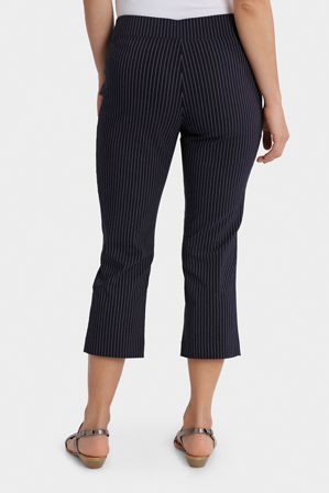 Regatta - Essential Stretch Stripe Crop Pant
