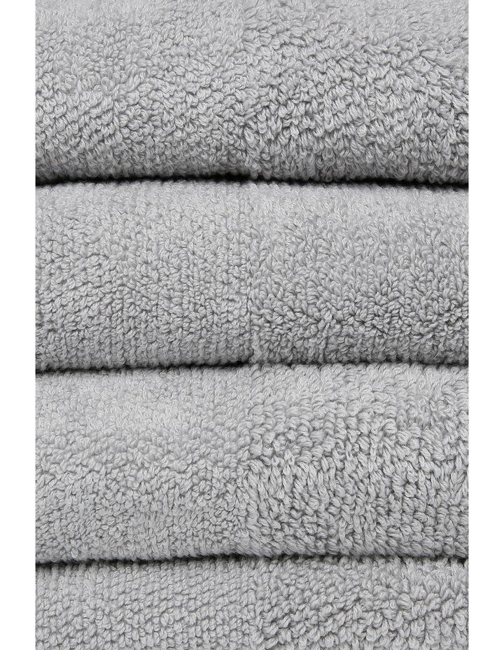 Sorrel Towel Range in Light Grey image 2