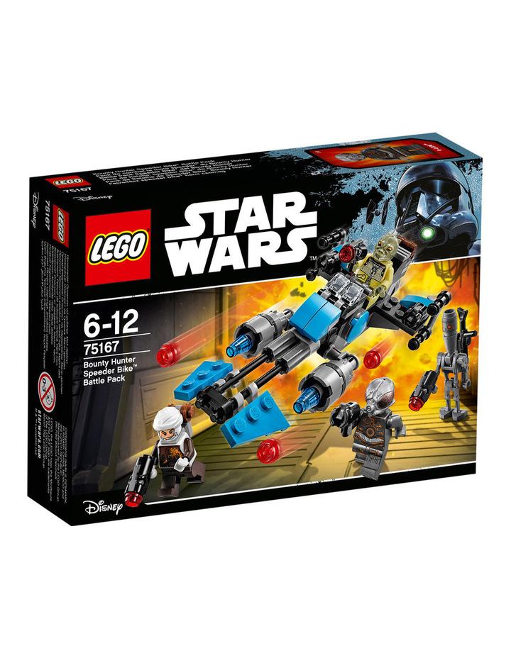 Star Wars Bounty Hunter Speeder Bike 75167 image 1