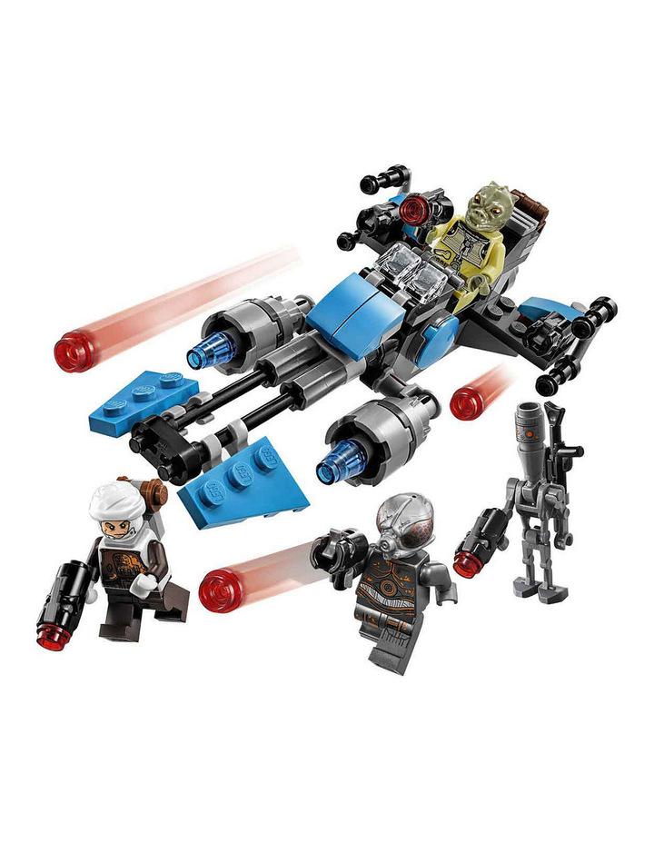 Star Wars Bounty Hunter Speeder Bike 75167 image 3