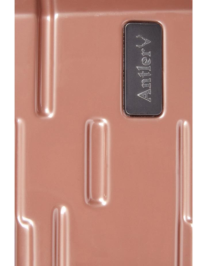 Prism Hardside Spinner Case Small:Rose Gold:56cm 2.1kg image 8
