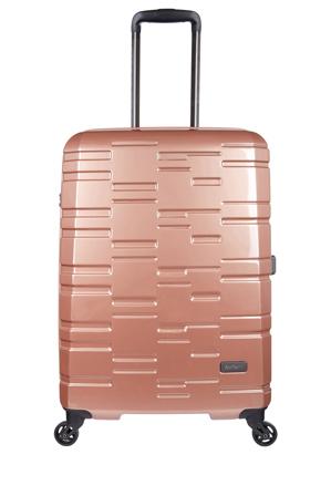 Antler - Prism Hardside Spinner Case Medium: Rose Gold: 66cm 3.0kg