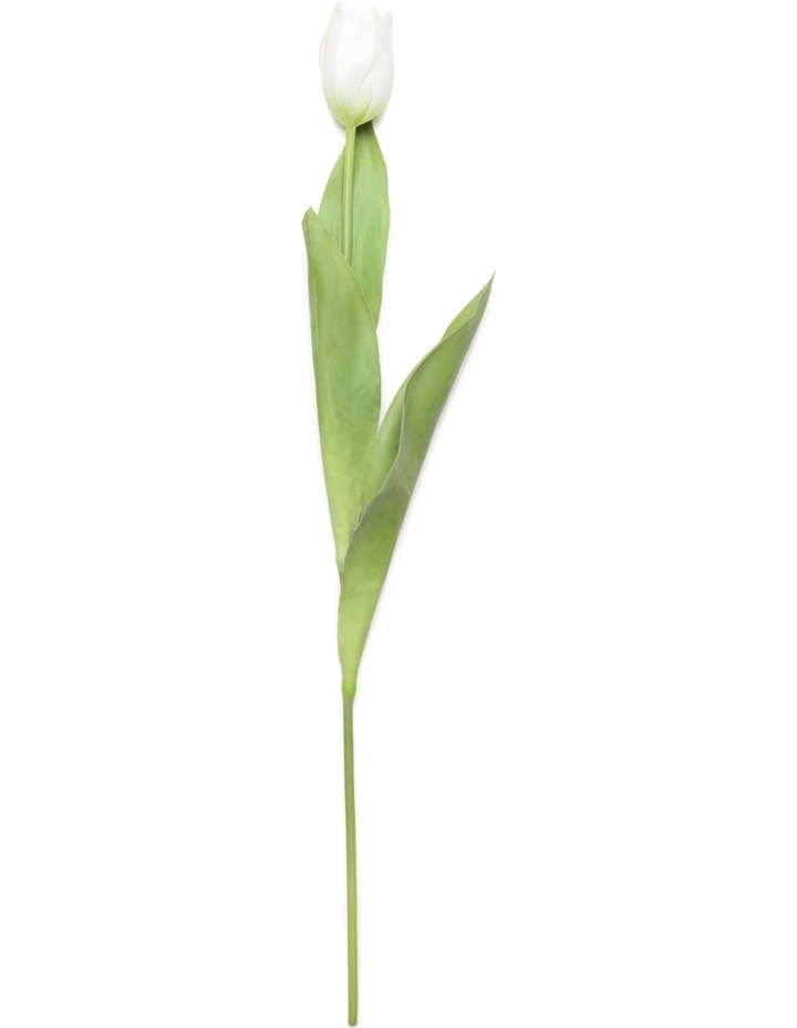 Tulip French Stem 69cm - White image 1