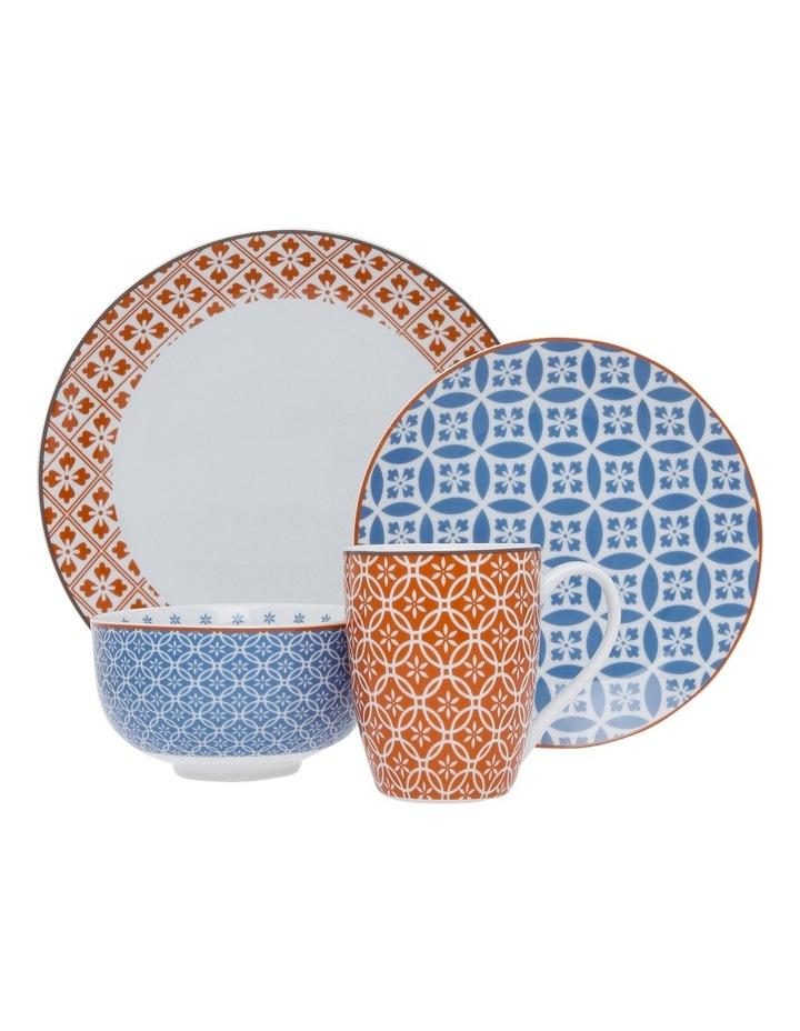 Alumbra Porcelain 16pc Dinner Set image 1