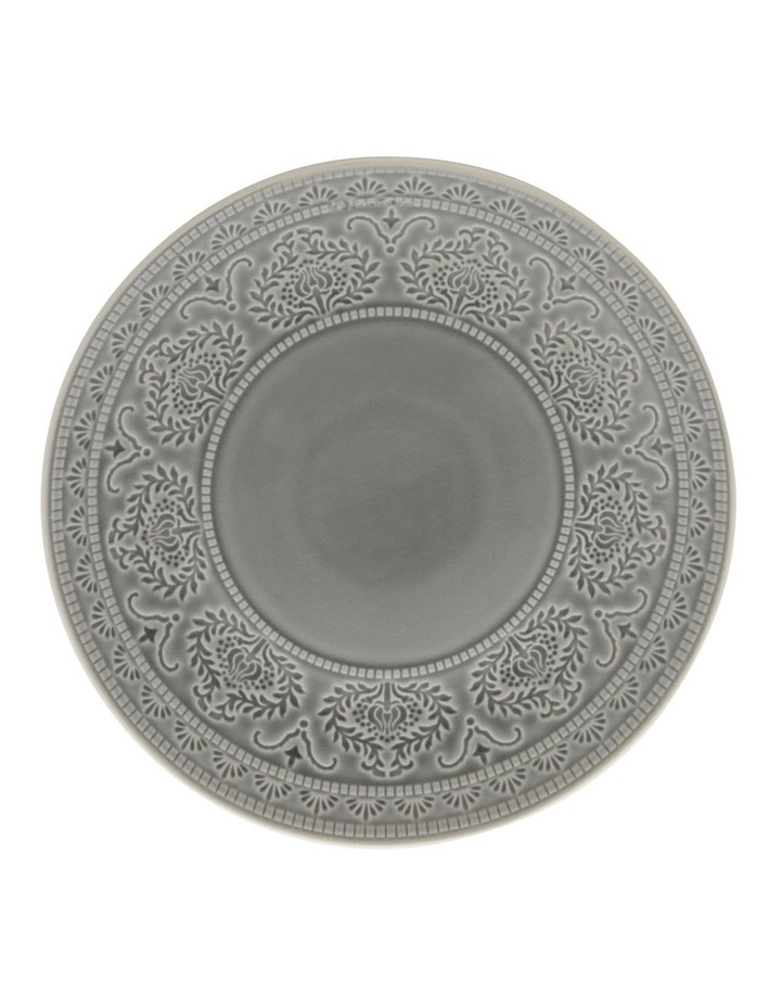Heliconia 12Pc Dinner Set Grey image 2