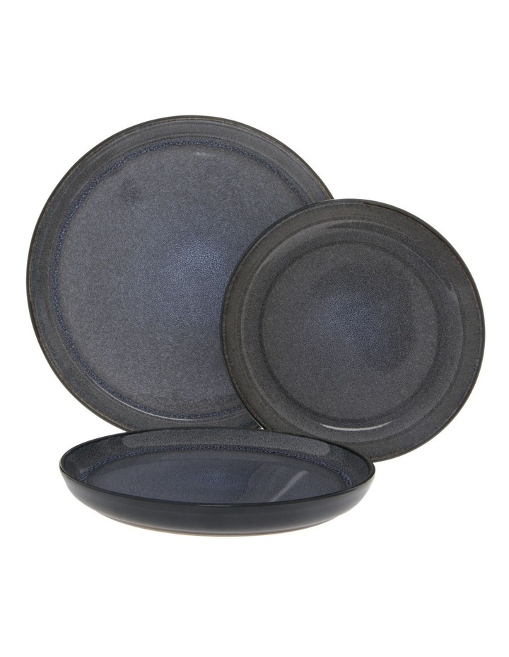 Esperance 12 Piece Dinner Set - Blue image 1