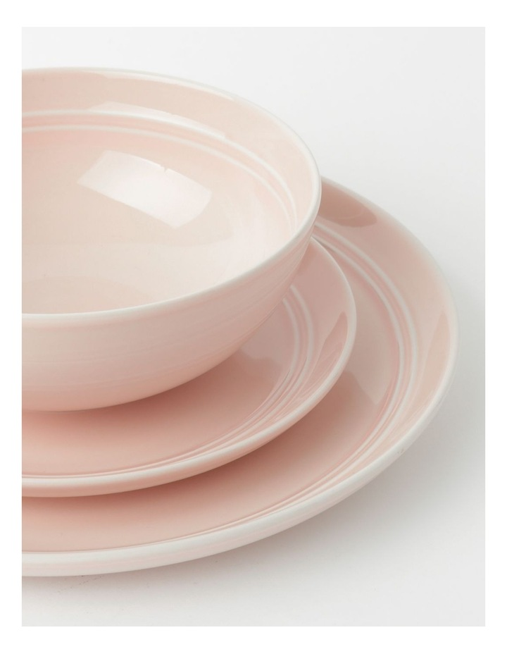 Avenue 12pc Dinner Set in Pink image 6