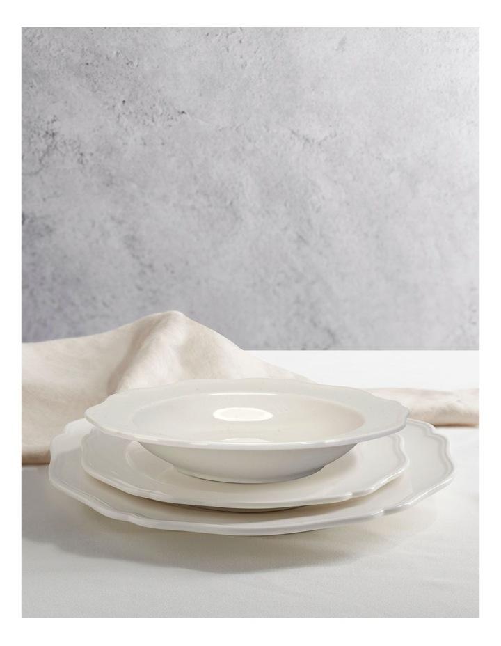 Heritage Scalloped 12pc Dinner Set image 1