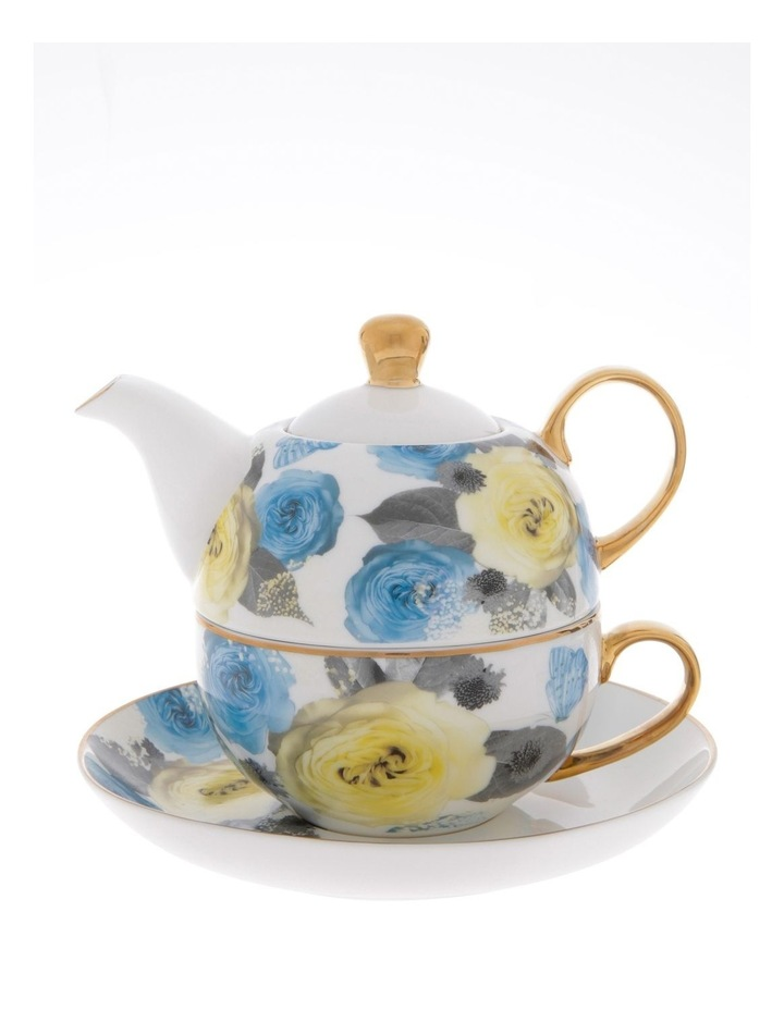 Florence Floral Tea for 1 in White image 1