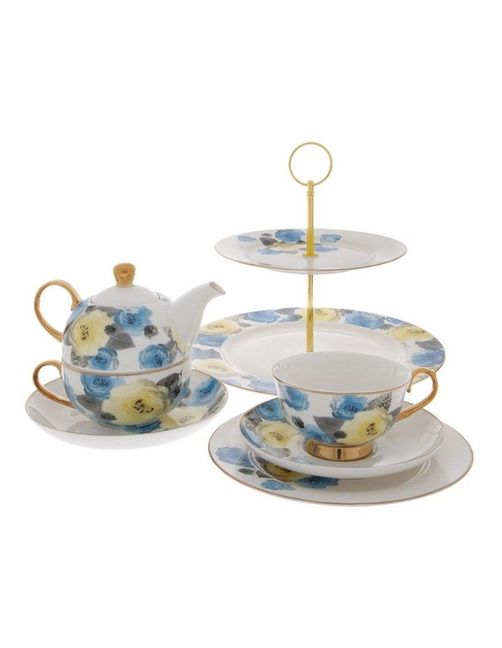 Florence Floral Tea for 1 in White image 4