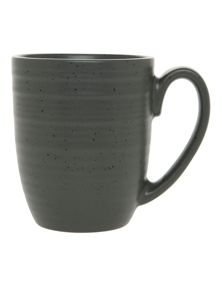 Desert Bloom Set of 4 Mug in Green image 1