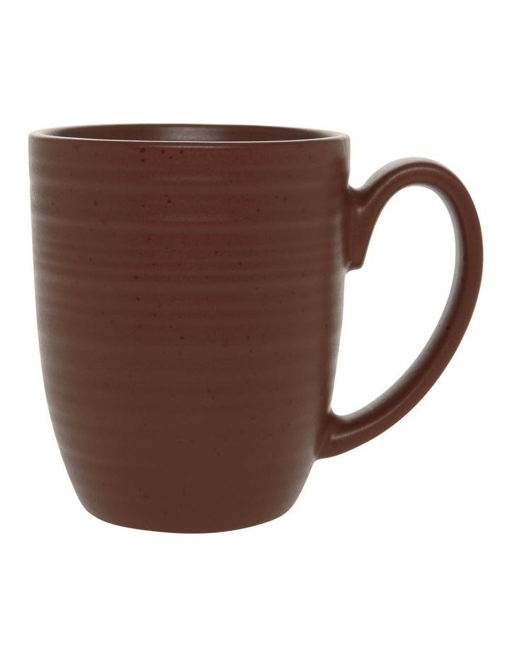 Desert Bloom Set of 4 Mug in Brown image 1