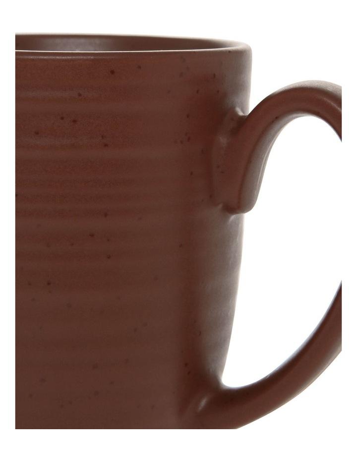 Desert Bloom Set of 4 Mug in Brown image 2