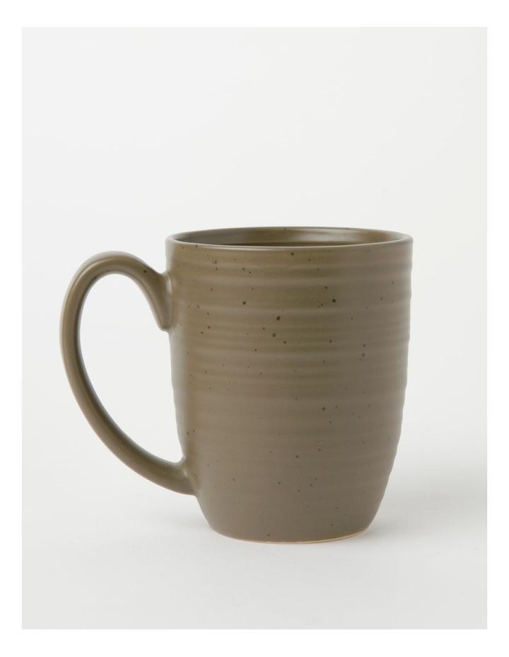 Desert Bloom Set of 4 Mugs in Olive image 2
