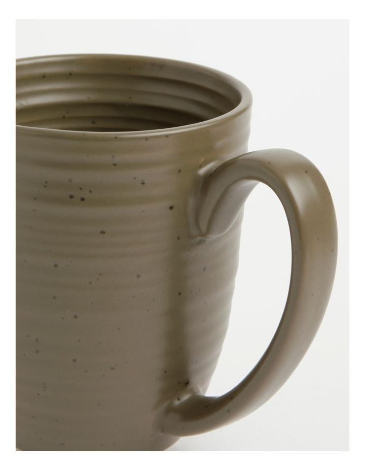 Desert Bloom Set of 4 Mugs in Olive image 3