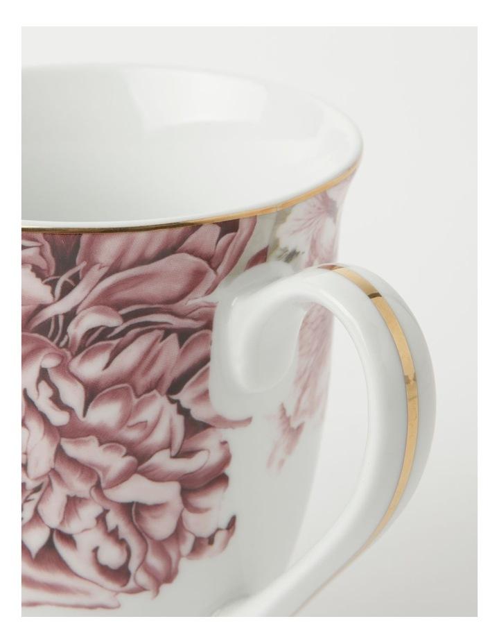 Botanical Pink Mug set of 2 image 3
