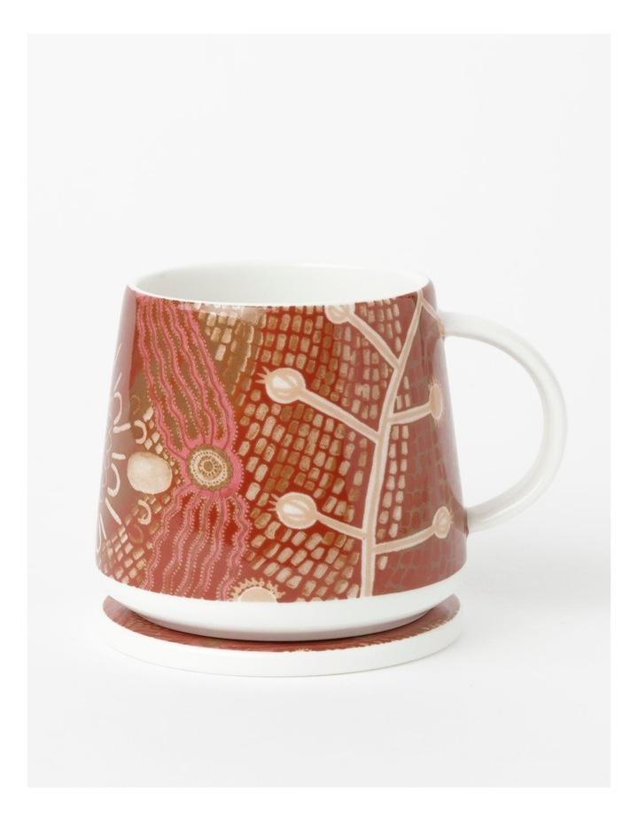 Women's Work Mug and Coaster Set image 1